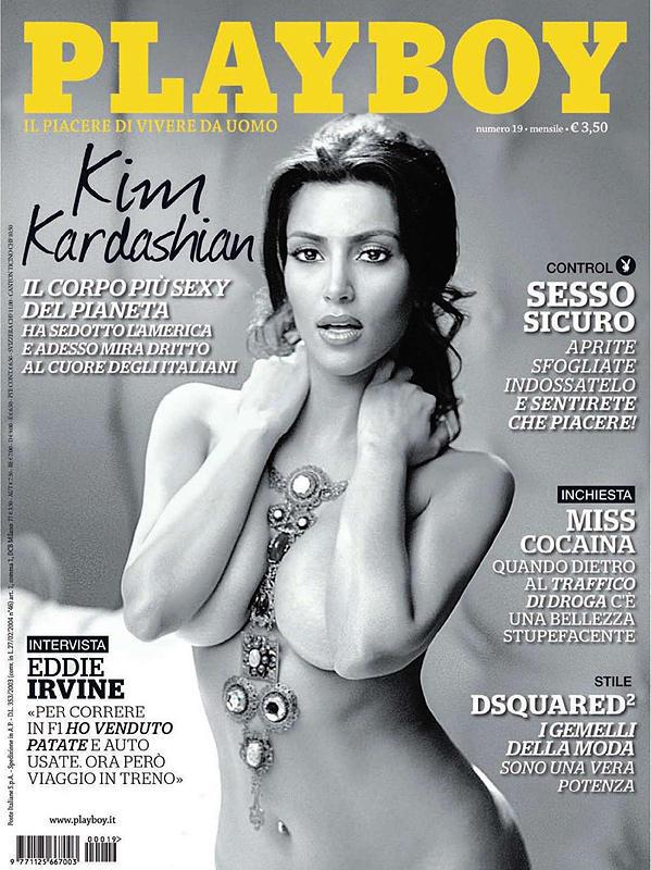 Kim Kardashian Quiere Volver A Posar Desnuda En Playboy