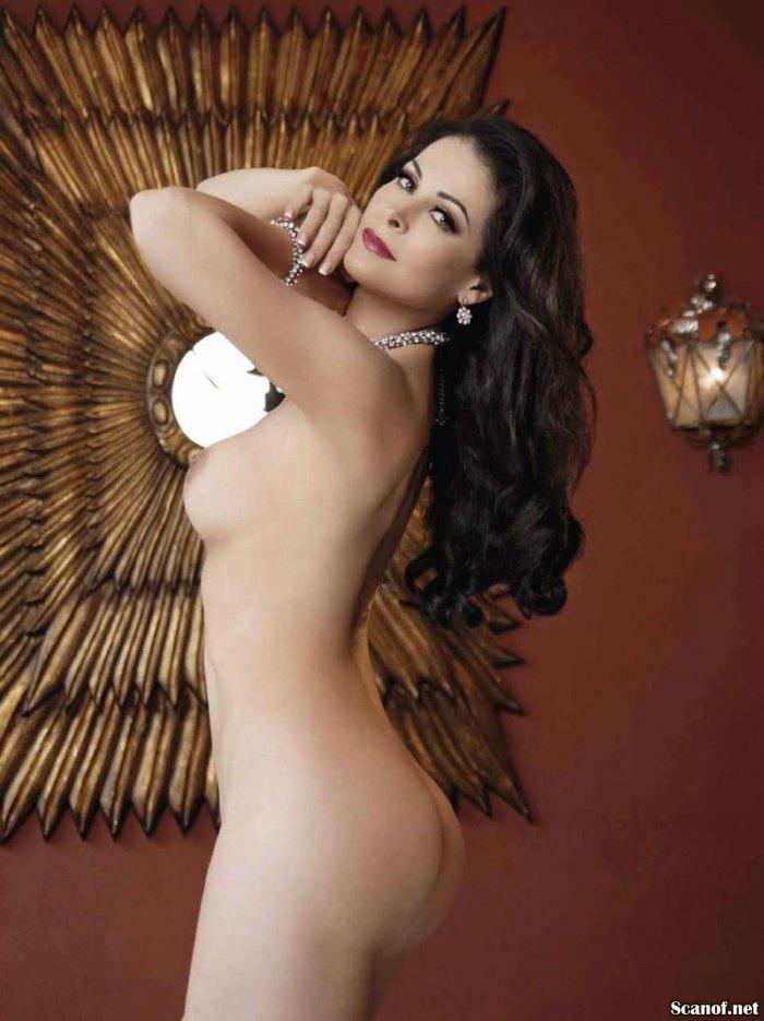 Lourdes munguia sin ropa