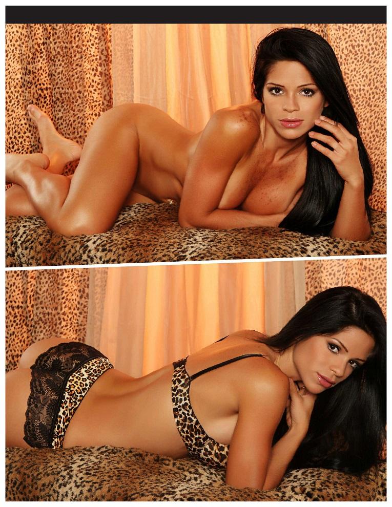 Michelle Lewin Bella Fitness Model Y Chica Playboy Venezolana Fotos