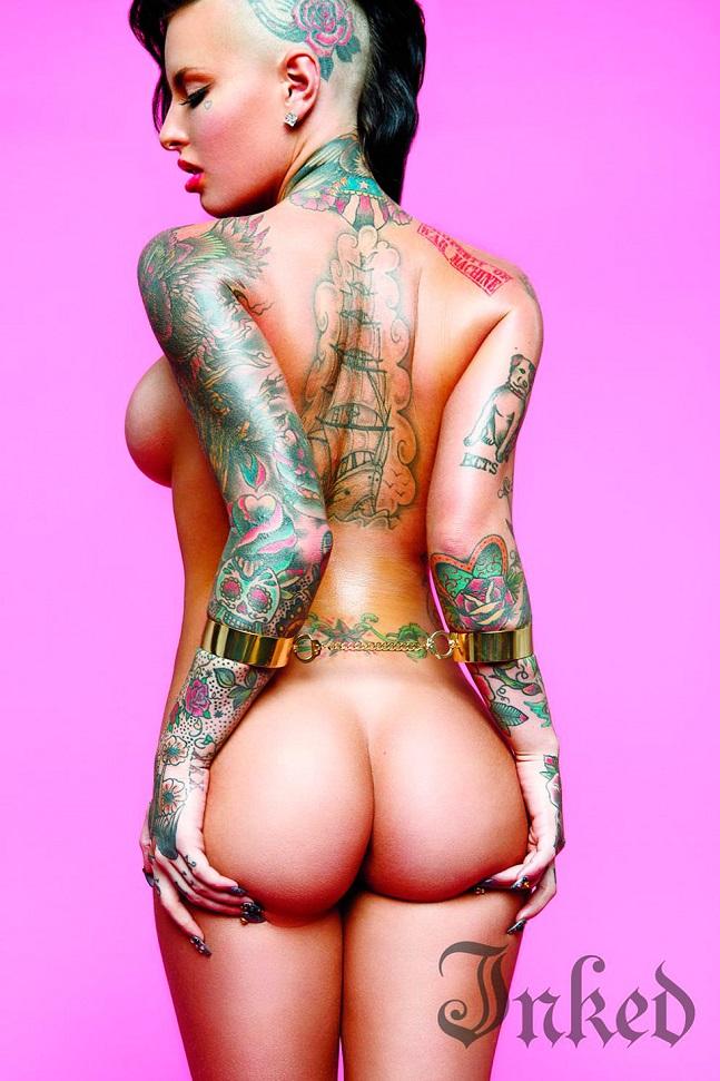 tatuajes hembra voyeur