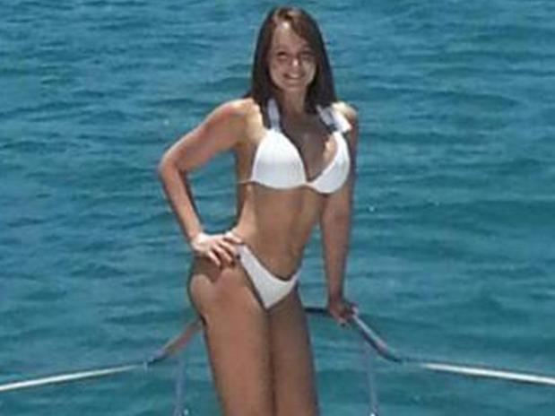 Gaby Spanic Bikini 110