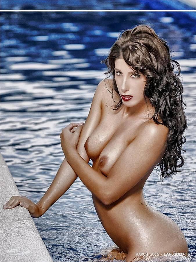 Judit Naked 73