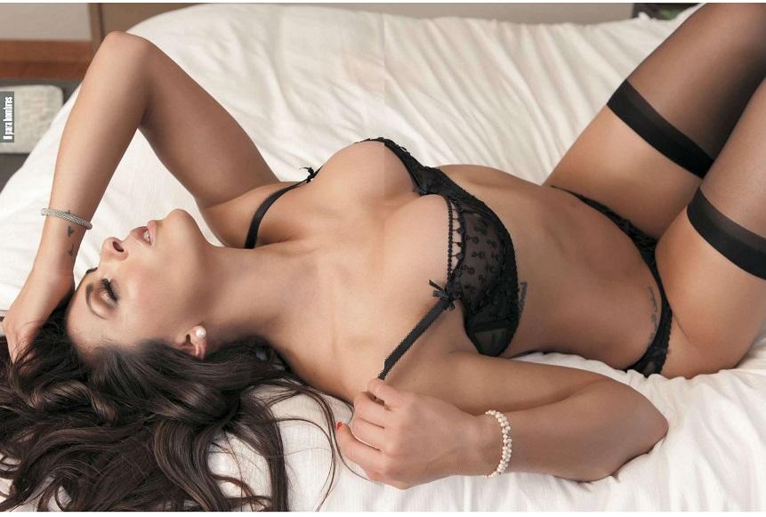 mature woman teasing nude