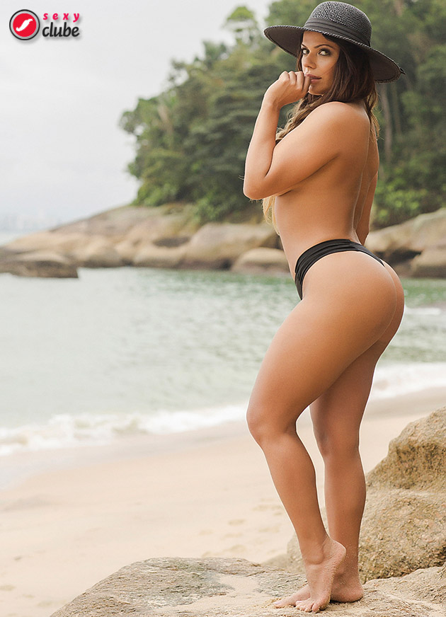 Escndalo: fotos erticas de Miss Rusia 2009