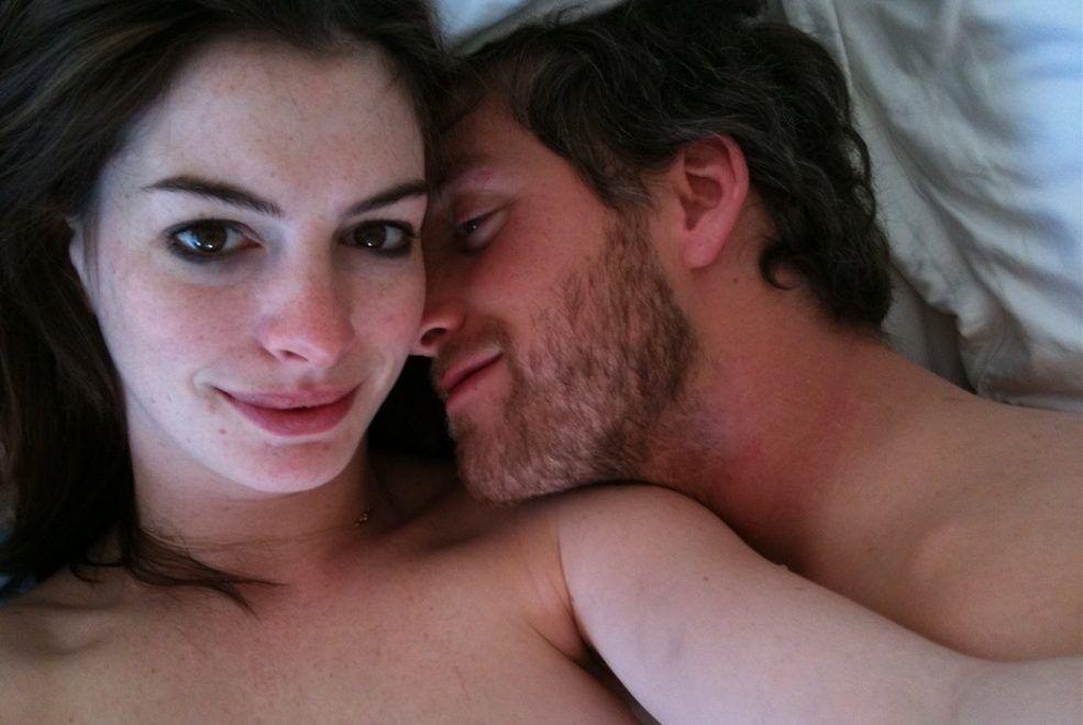 Fotos de Anne Hathaway desnuda sin censura, filtradas por hackers 2