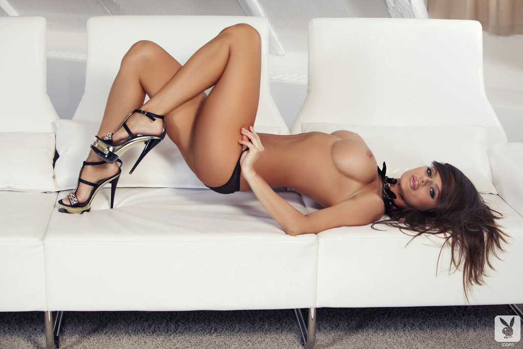 Dana Harem In Eyes For You Playboy International Zoig 1