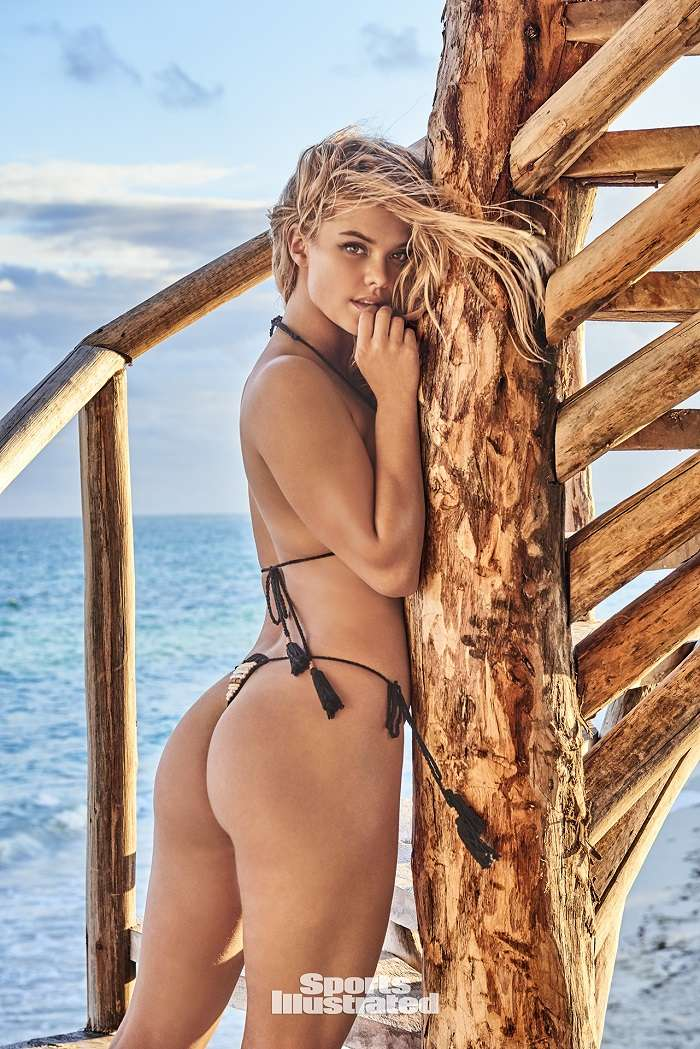 Nina Agdal Deslumbra Con Su Atrevido Desnudo En Sports Illustrated
