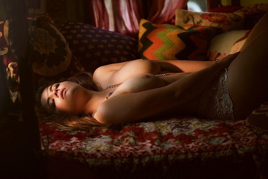 Jennifer Walcott amerikanischer Kuchen Porno