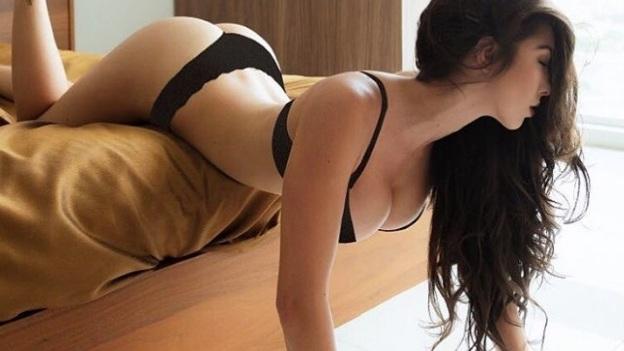 Ella Es La Sexy Danik Michell De Acapulco Shore Y Está Robando