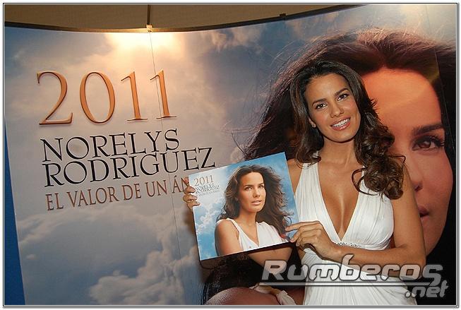 norelys rodriguez calendario 2011