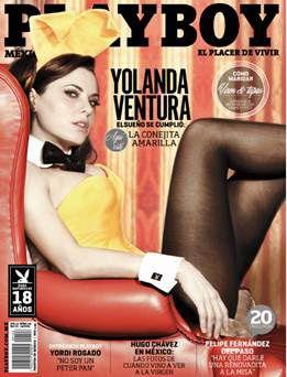 Yolanda Ventura Cumple Y Se Desnuda Para Playboy