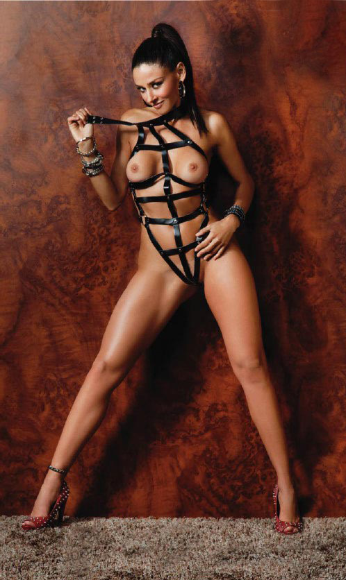 Dorismar desnuda extremo h