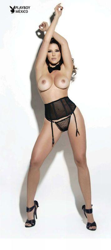 Miss Universo Y Sus Fotos Desnuda Por Tercera Vez En Playboy
