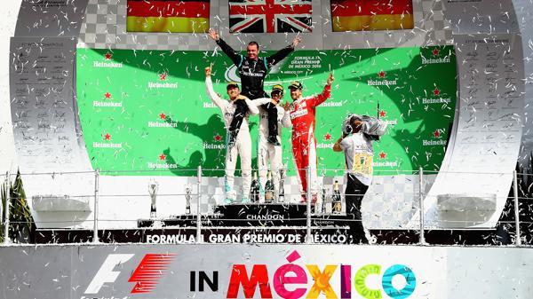 Vettel se disculpa por insultos en el GP de México