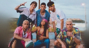 "CNCO + NATTI NATASHA = ""HONEY BOO"" Single y video YA DISPONIBLES! #HoneyBoo"