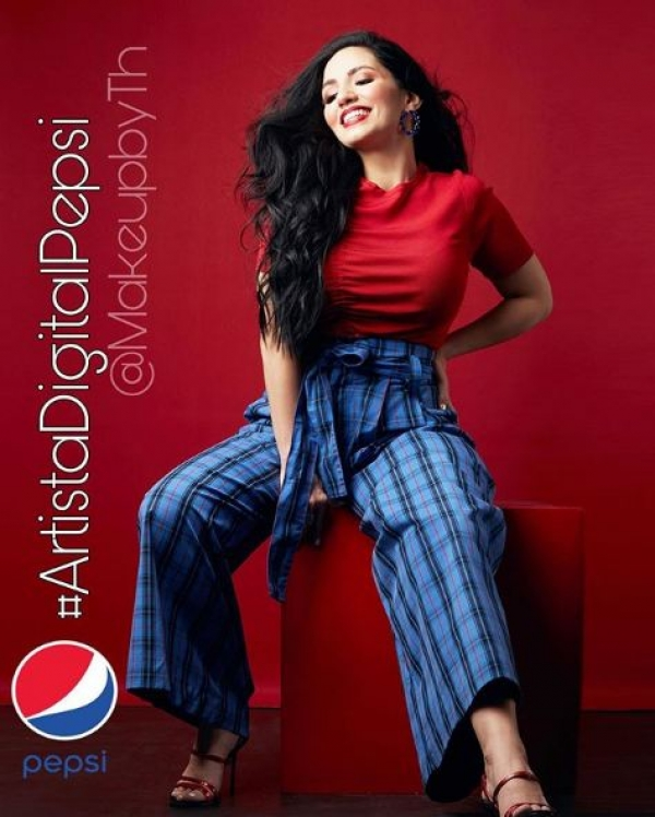 MakeupByTH logra nominación a los Premios Pepsi Music en la categoría Artista Digital. Noticias en tiempo real
