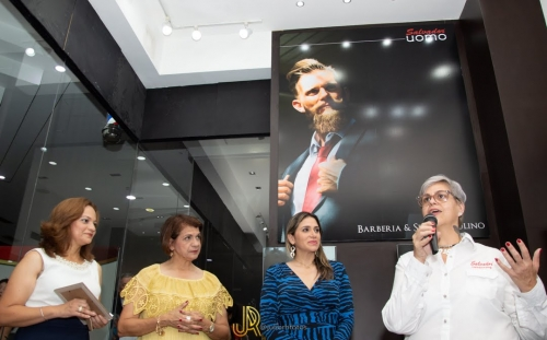Mundo Salvador sigue en plena expansión: Academia Salvador y Salvador UOMO ahora en el Sambil .... Noticias en tiempo real