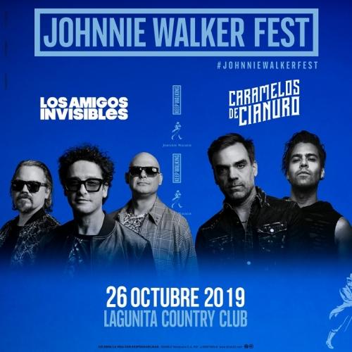 Johnnie Walker Fest 2019 - Johnnie Walker reúne a Los Amigos Invisibles y a Caramelos de .... Noticias en tiempo real