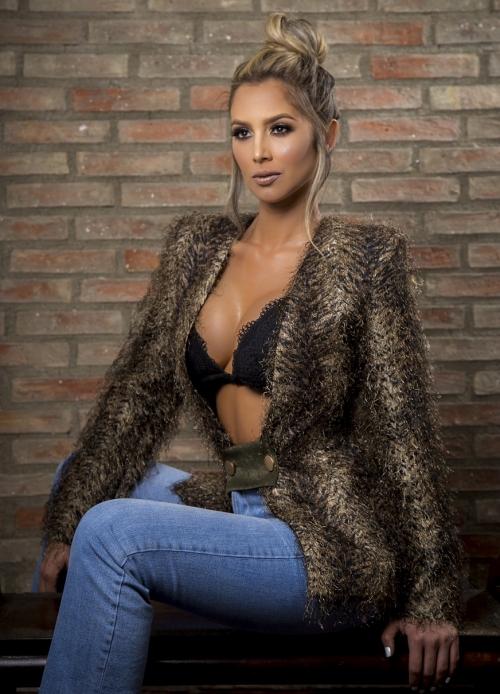 Adriana Marval es la animadora oficial del Miss Teen Venezuela 2019. Noticias en tiempo real