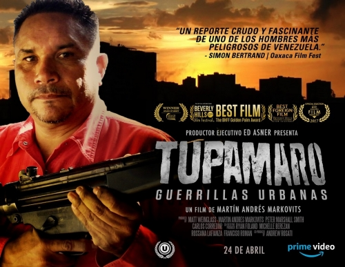 TUPAMARO: GUERRILLAS URBANAS, EL CONTROVERSIAL DOCUMENTAL VENEZOLANO, SE ESTRENA EN AMAZON PRIME VIDEO