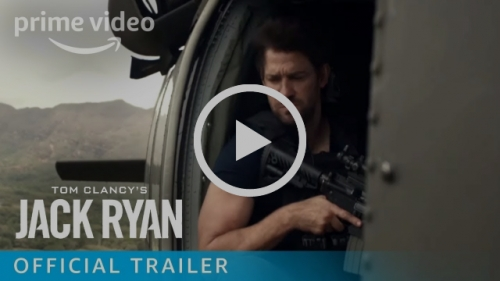 ''Jack Ryan'' de Amazon abre las puertas de Hollywood al venezolano Francisco Denis
