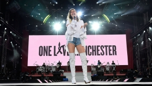 Revive inolvidables momentos del One Love Manchester (+Fotos y Show Completo)