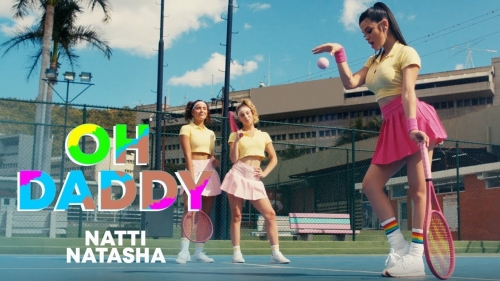 NATTI NATASHA estrena el video musical de su sencillo ''OH DADDY'' (+Video)