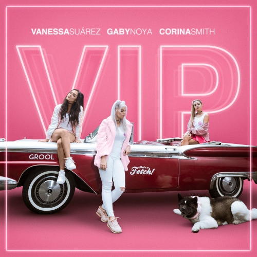 Gaby Noya, Corina Smith y Vanessa Suárez son las del VIP (+Video)
