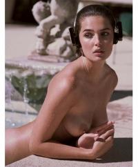 Iga Wyrwal Playmate De Polonia En Un Desnudo Impresionante Fotos