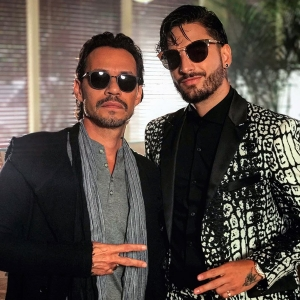 ''Felices los 4'' de Maluma y Marc Anthony ¡En el primer lugar! y estrenan video (+Video)