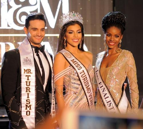 Delta Amacuro y Aragua ganan el certamen Miss & Mister Turismo Venezuela 2019 (+Fotos). Noticias en tiempo real