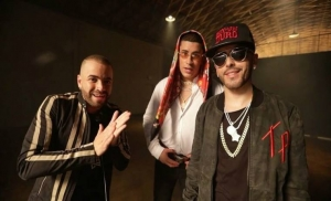 Nacho estrena video del remix de 'Báilame' junto a a Yandel y Bad Bunny (+Video)