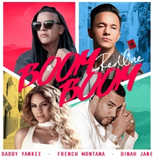 Disponible YA el nuevo sencillo y video musical ''Boom Boom'' de RedOne, Daddy Yankee, French Montana y Dinah Jane