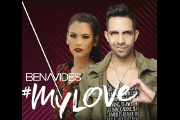 Benavides estrena video ''My love''  junto a Laura Chimaras (+Video)