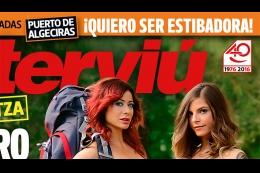 ''Interviú'' desnudó a  Rocío y Carol, las gogós de 'Pekín Express' (+Foto Portada)