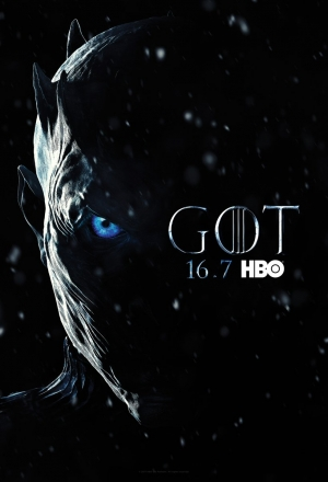 HBO LANZA PÓSTER OFICIAL DE LA SÉPTIMA TEMPORADA DE GAME OF THRONES