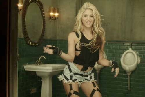 Shakira y Maluma repiten en el #1 de YouTube Global con Chantaje