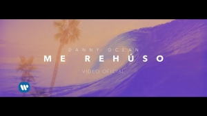 Danny Ocean estrenó el video de ''Me Rehúso'' (+Video)