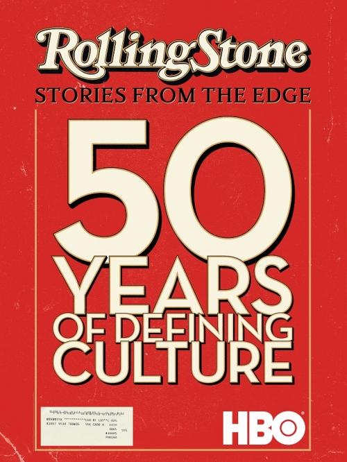 HBO presenta el documental ''ROLLING STONE: STORIES FROM THE EDGE''