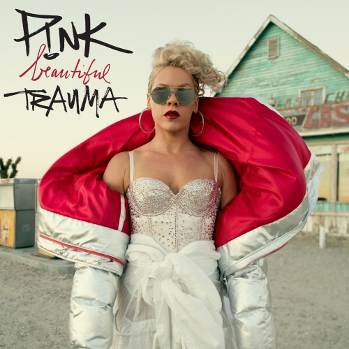 P!NK ALCANZA EL #1 EN EL BILLBOARD 200 CON BEAUTIFUL TRAUMA (RCA RECORDS)