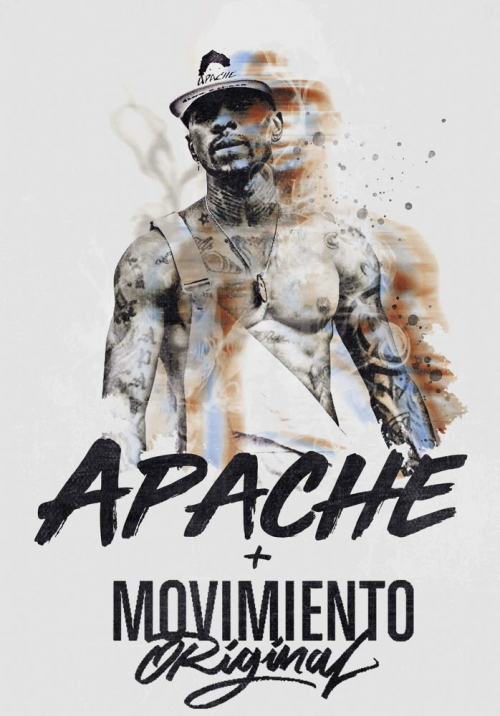 Apache & Movimiento Original este Sábado 14 de Abril en Club Chocolate