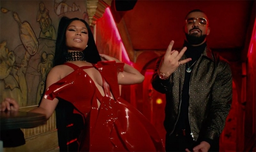 ¡Nicki Minaj estrena video de su colaboracion con Drake y Lil Wayne ''No Frauds''! (+ Video)