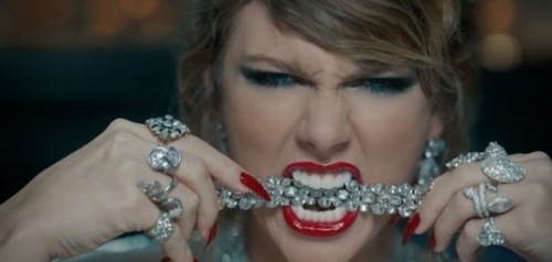 Taylor Swift rompe récord con 'Look What You Made Me Do' en YouTube